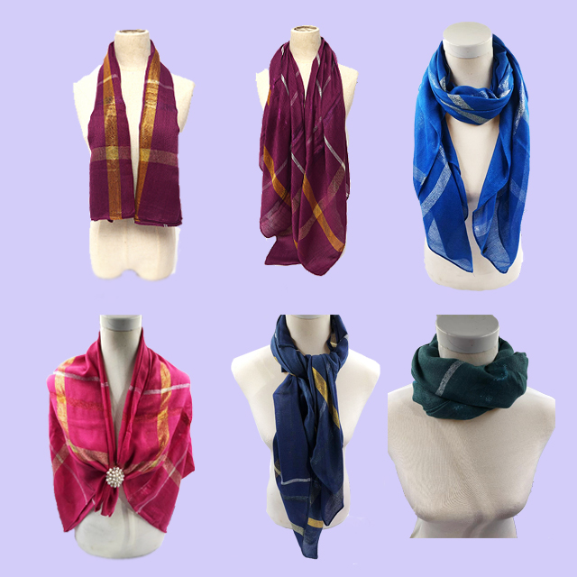 30722 - Stock Women Scarf China