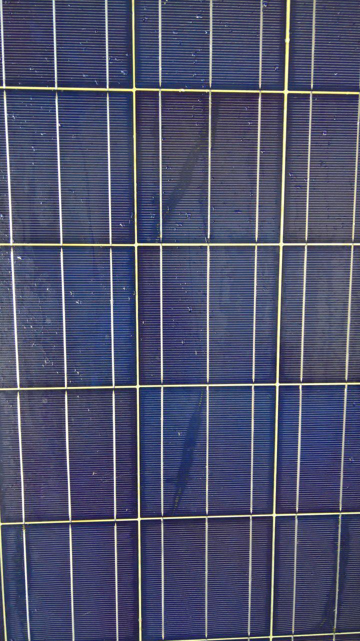 31138 - USED PHOTOVOLTAIK PANELS Europe