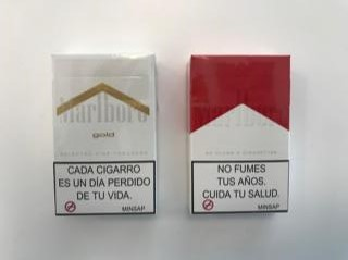 31148 - Marlboro with Spanish text USA