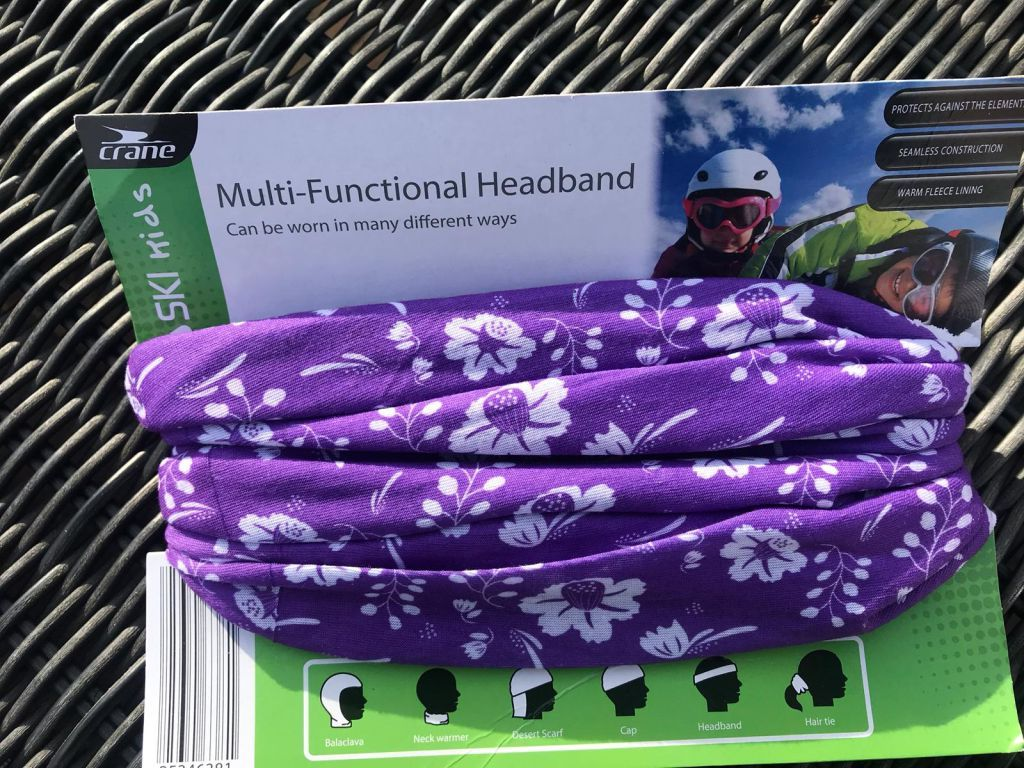 31287 - MULTIFUNCTIONAL HEADBAND Europe