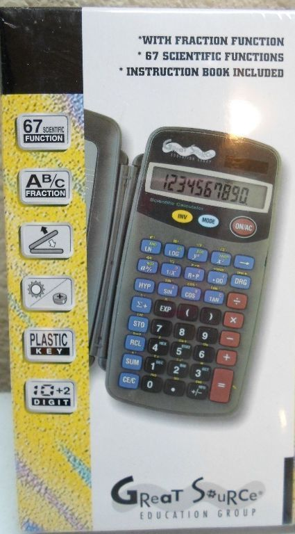 31290 - SCIENTIFIC CALCULATOR USA