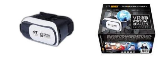 31356 - CT TEK Performance Series VR3D VR Glasses USA