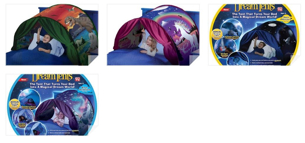 31582 - DREAM TENTS POP UP TENTS USA