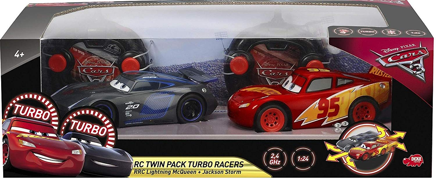 31625 - Set of 2 remote control cars Europe