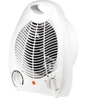 31805 - Offer Portable Heater With UK Plug Europe