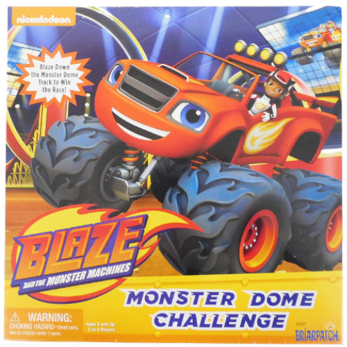 32664 - NICKELODEON BLAZE AND THE MONSTER MACHINES AXLE CITY ADVENTURE TOY SET USA