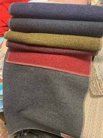 33430 -  Assorted Upholstery Chenille 1st quality close out Fabric USA