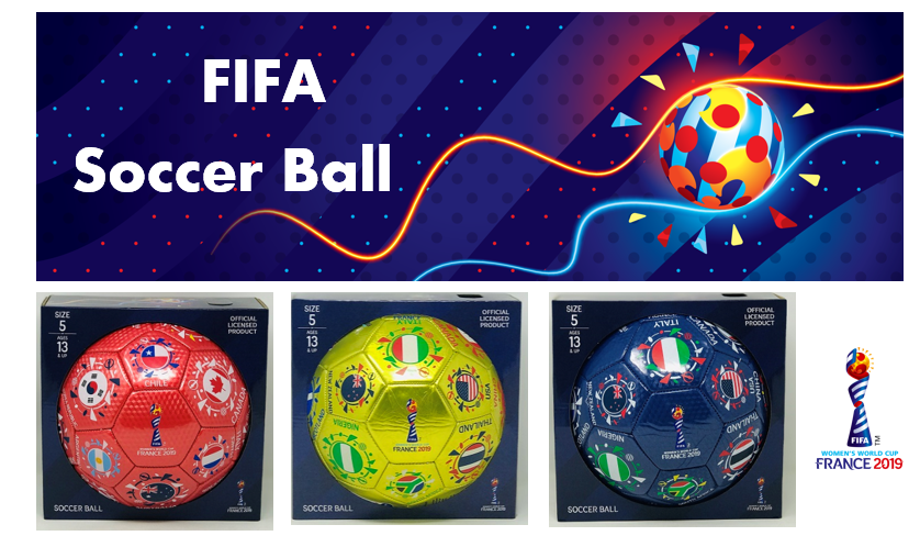 33718 - Special offer FIFA Soccer ball USA