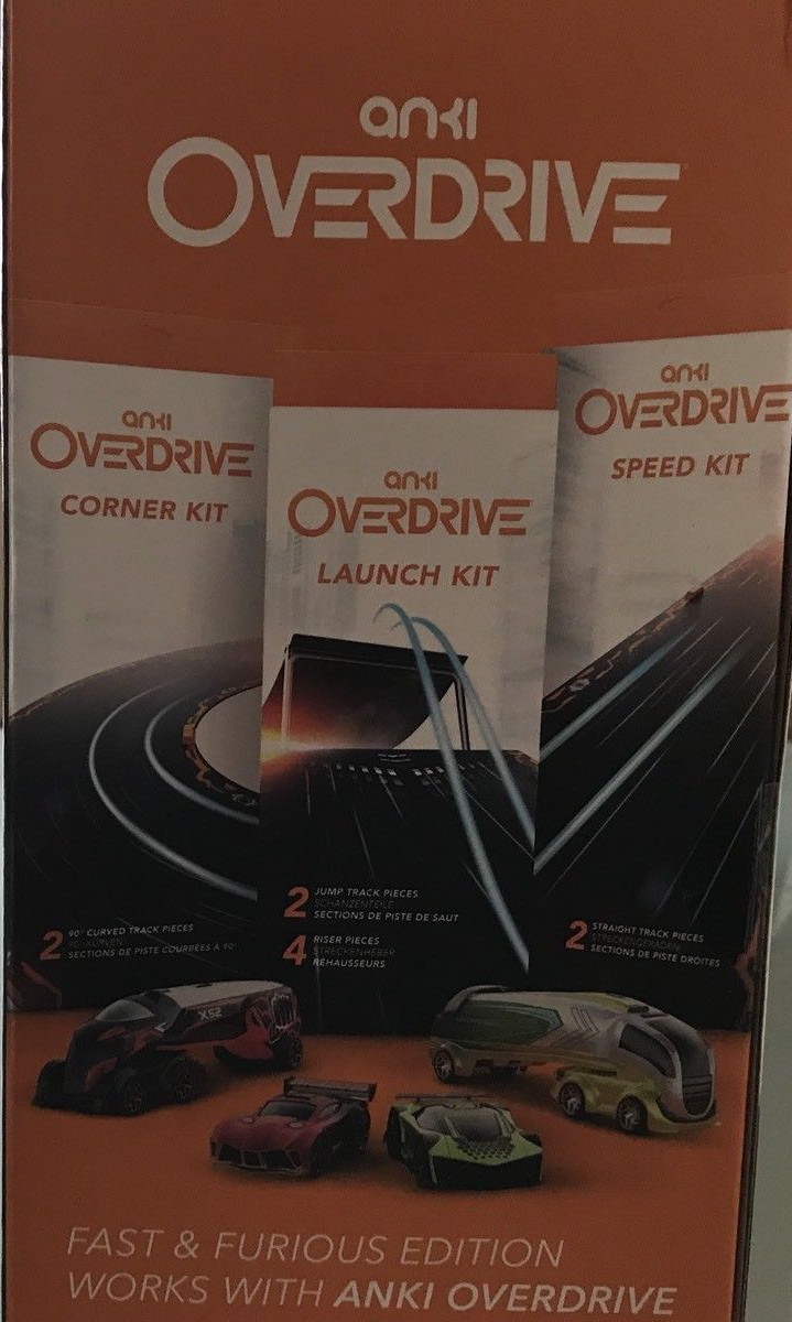 34208 - Anki Overdrive: Fast & Furious Edition Road Racing USA