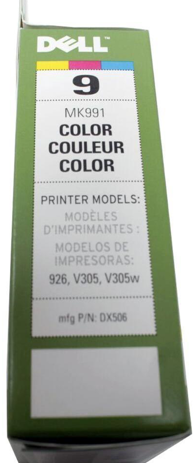 34572 - Dell Color Ink Jet Cartridge's - New - Original USA