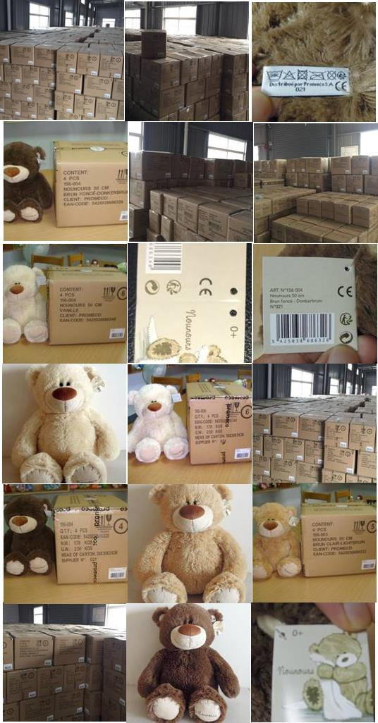 22326 - Teddy bears USA