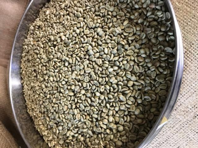 29433 - Brazilian Green Coffee Beans USA