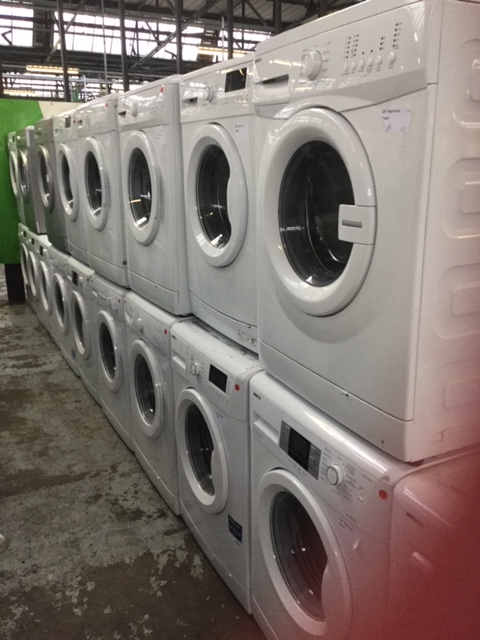 30132 - BEKO, WASHING MACHINES - CHEAP RETURNS - TESTED WORKING Europe
