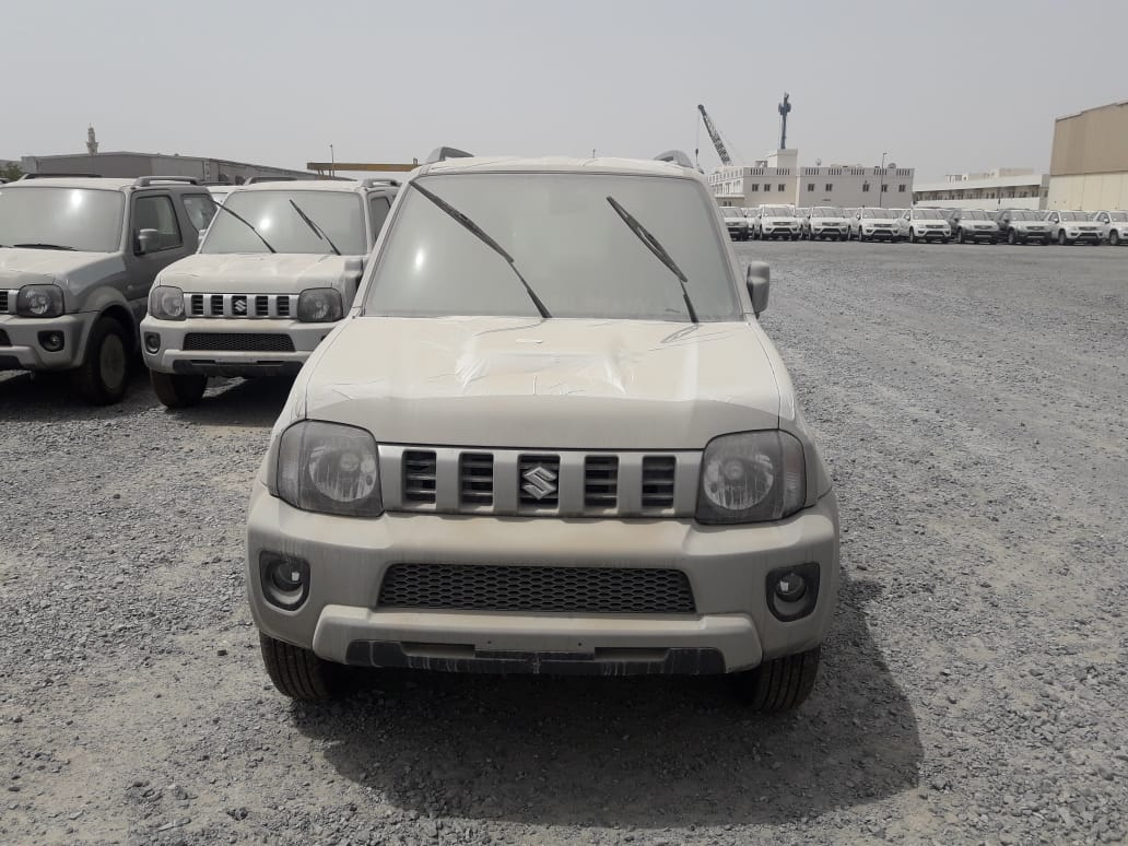 30213 - Suzuki Jimny model 2018 for export UAE