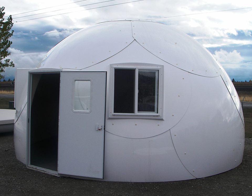 30625 - Hurricane proof Dome house China