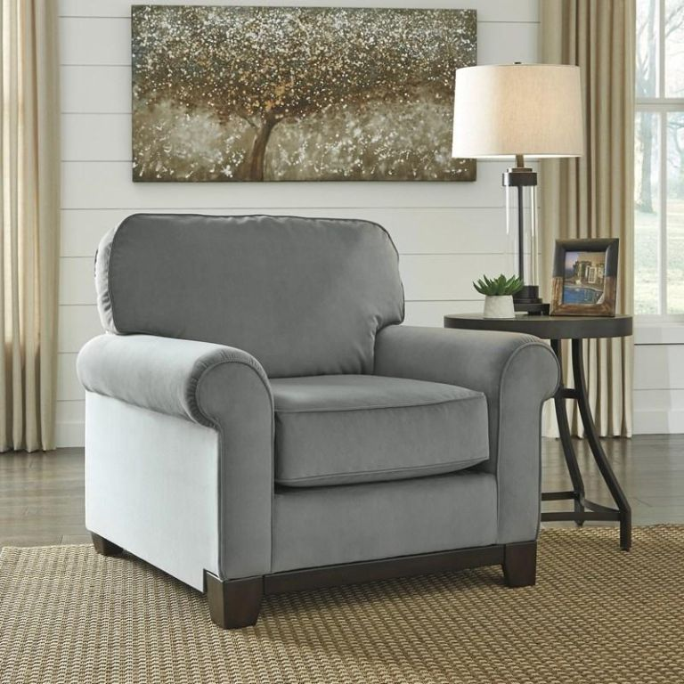 32595 - New Ashley Furniture 8450120 Benld Living Room Chair --2 TLs Europe