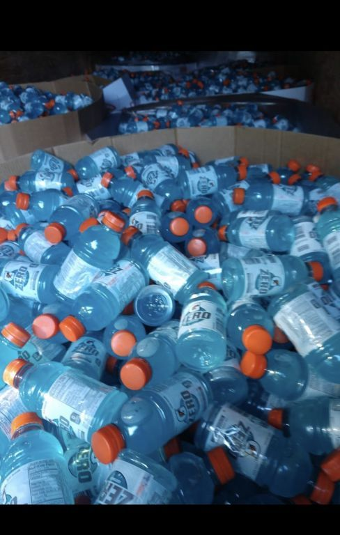 34315 - FULL Gatorade Truckload USA