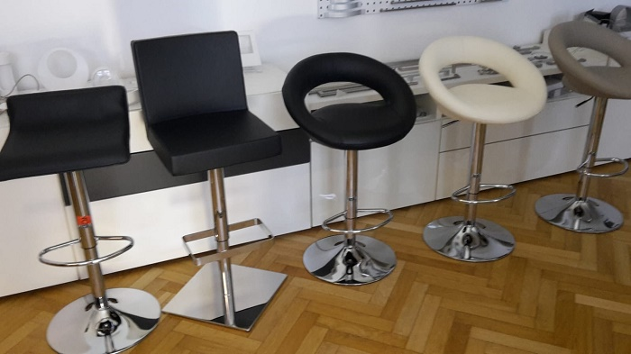 34398 - Stock: New High Quality Stools - Bar Stools 1 A Ware chairs stools Europe