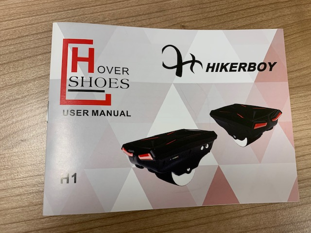 34980 - Hovershoes Europe