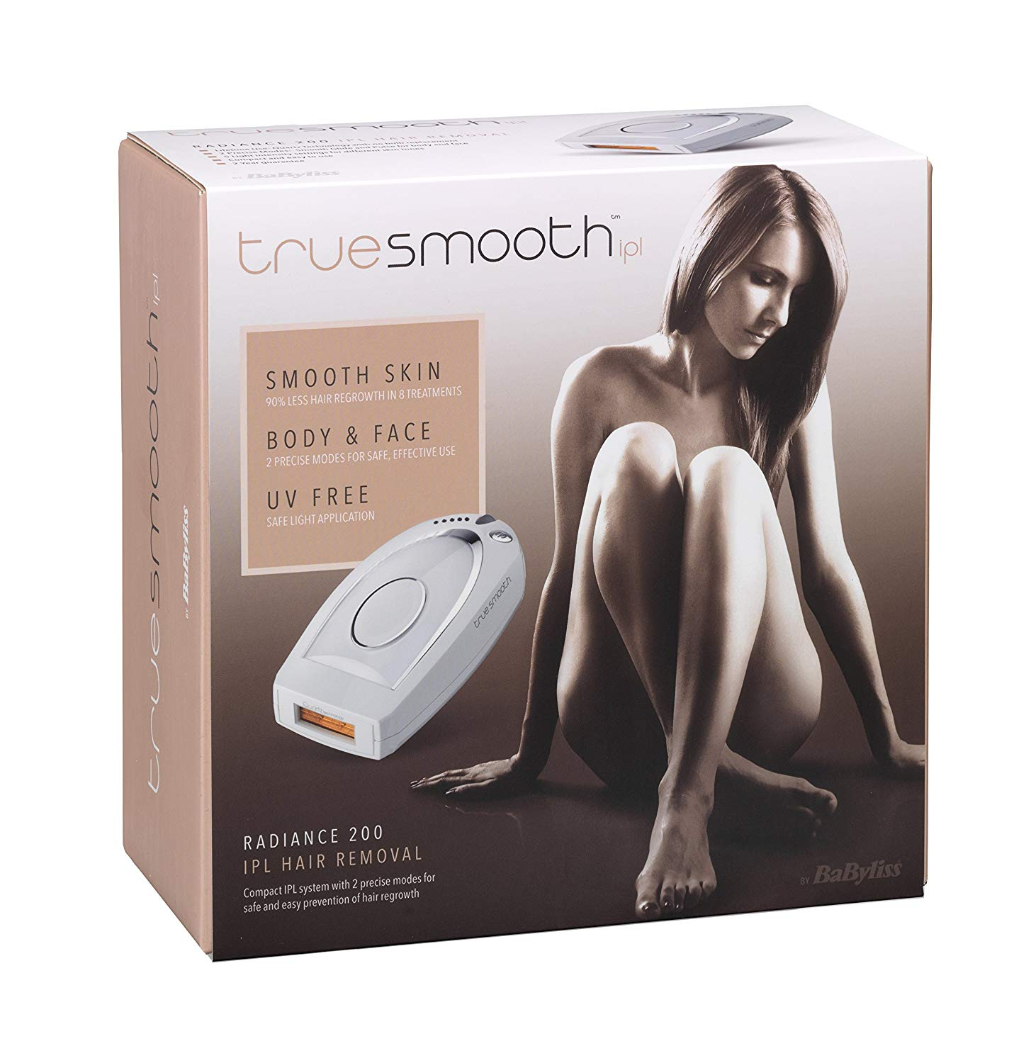 35011 - Babyliss Tru Smooth Hair Removal IPL Europe