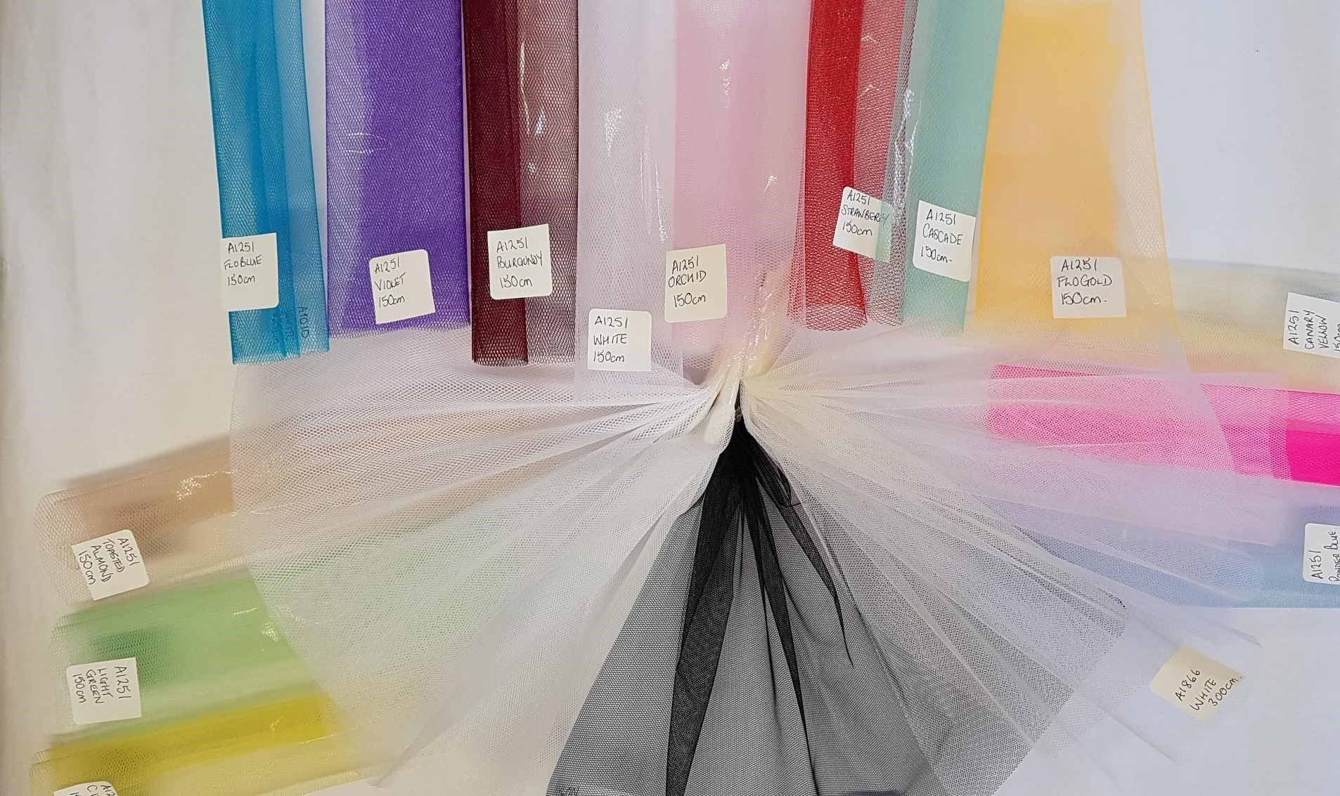 35693 - TULLE FABRIC Europe