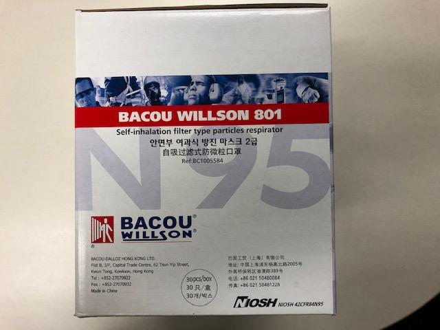 willson n95 mask