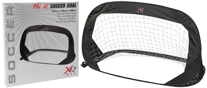 37575 - Pre-order XQ Max foldable soccer goal Europe
