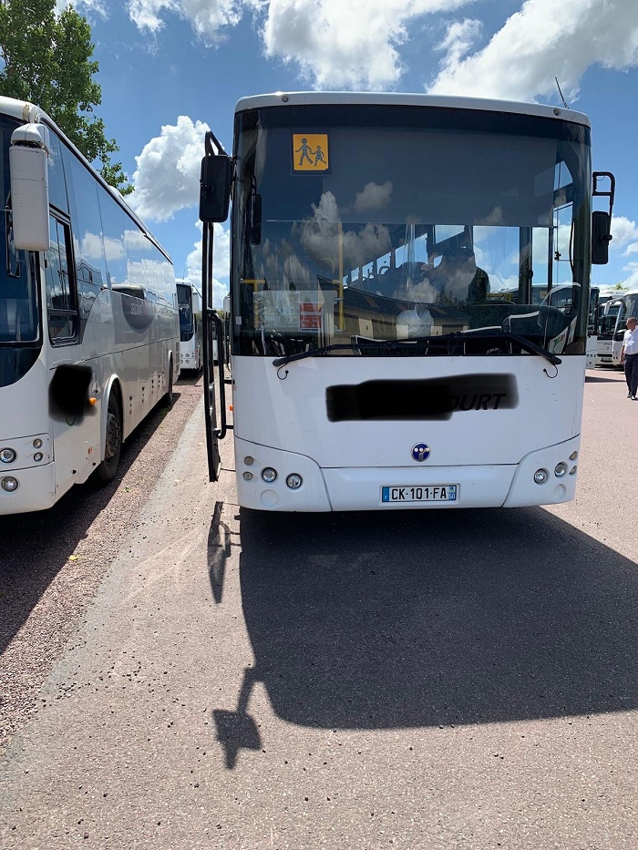 38016 - FRENCH TEMSA BUSES FOR SALE Europe
