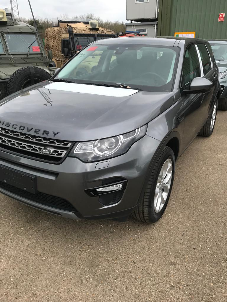 38112 - 50 x 2015 Land Rover Discovery Sport 2.0lt Petrol SE Left Hand Drive LHD Europe