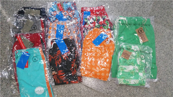 38143 - Boys board Shorts stock China