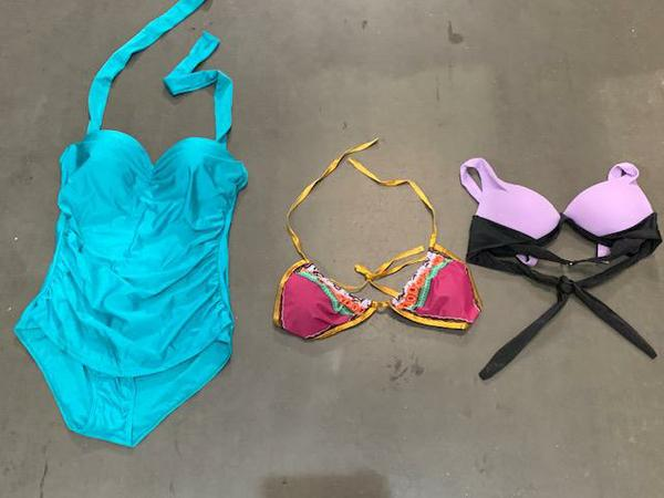 38358 - New AMZ & TGT Swimwear USA