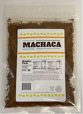 38722 - Machaca dried beef USA