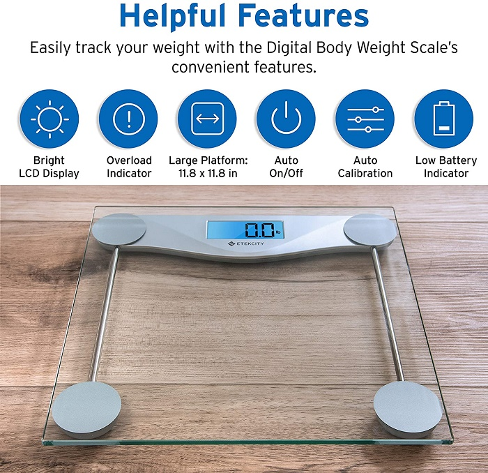 38879 - Body Weight Scale USA