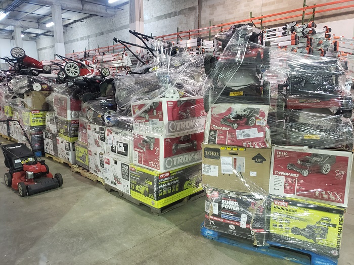 38928 - Truckload READY TO SELL Gas Lawn Mowers USA