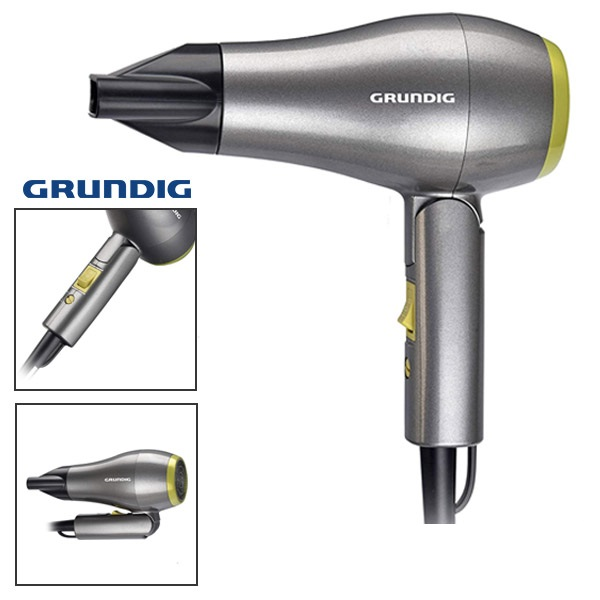 39448 - New goods and discounts! Grundig HD1800 - Hairdryer Europe