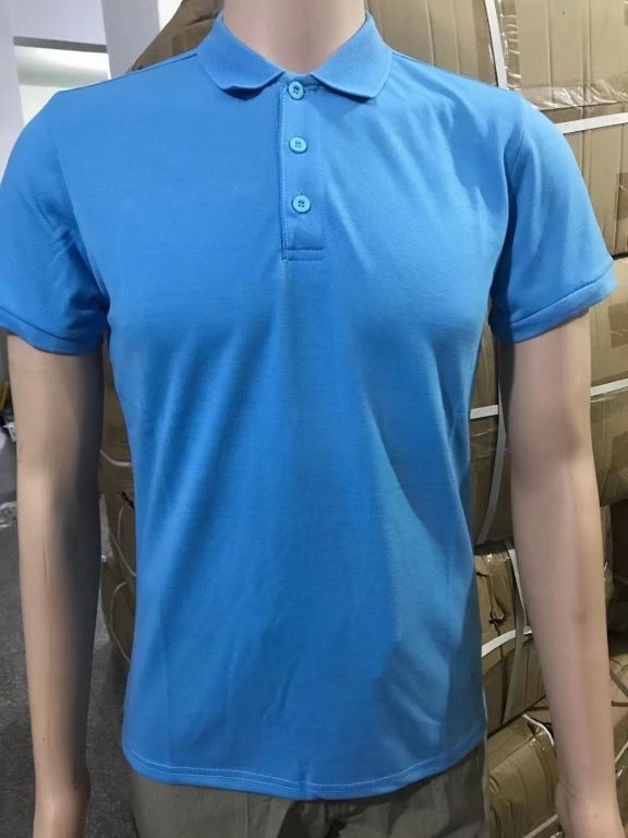 39842 - Men's pique polo shirt China