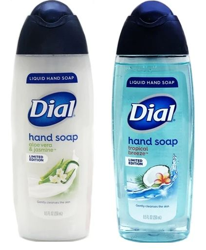 41229 - Dial 8.5 oz Hand Soap Truckloads Ready To Ship/Case Packs USA