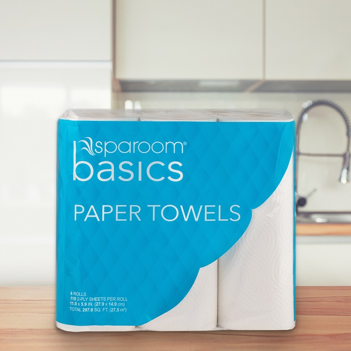 41370 - 75,000 Units of 6-Pack Paper Towels USA